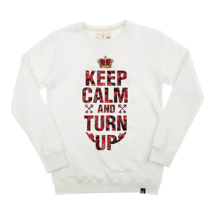 DDM-077 -KEEP CALM TURN UP-