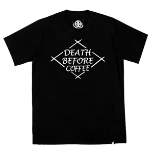 DDU-148 -DEATH BEFORE COFFEE-