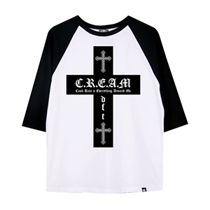 DR-004 -CREAM CROSS-