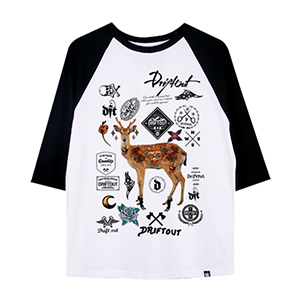 DR-006 -DEER TATTOO-