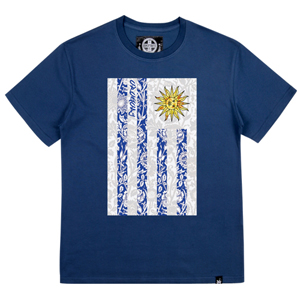 FFU-032 -URUGUAY FLAG-